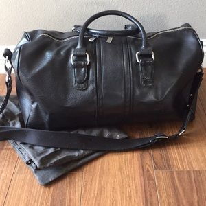 Overnight Vegan Leather Bag